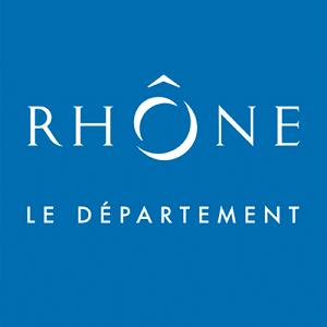 Logo Département Rhône