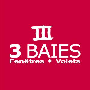 Logo 3 baies