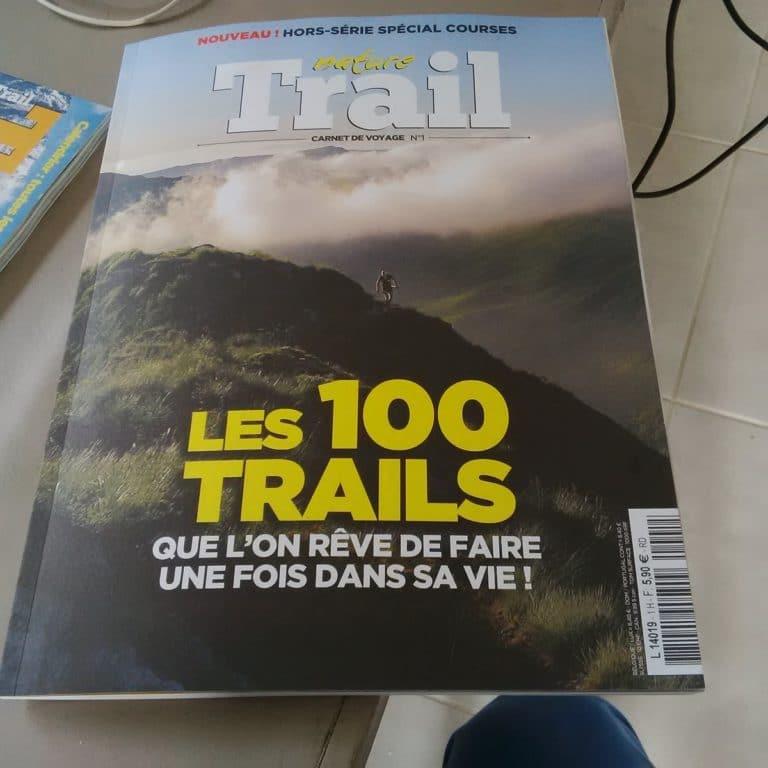Couverture 100 trails de rêve