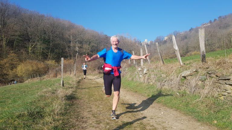 Team Trail des Coursières Erik Balmont