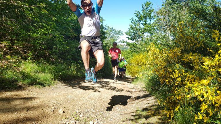Team Trail des Coursières décolle